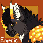 Emeric: Fall Event NPC by frappeholic