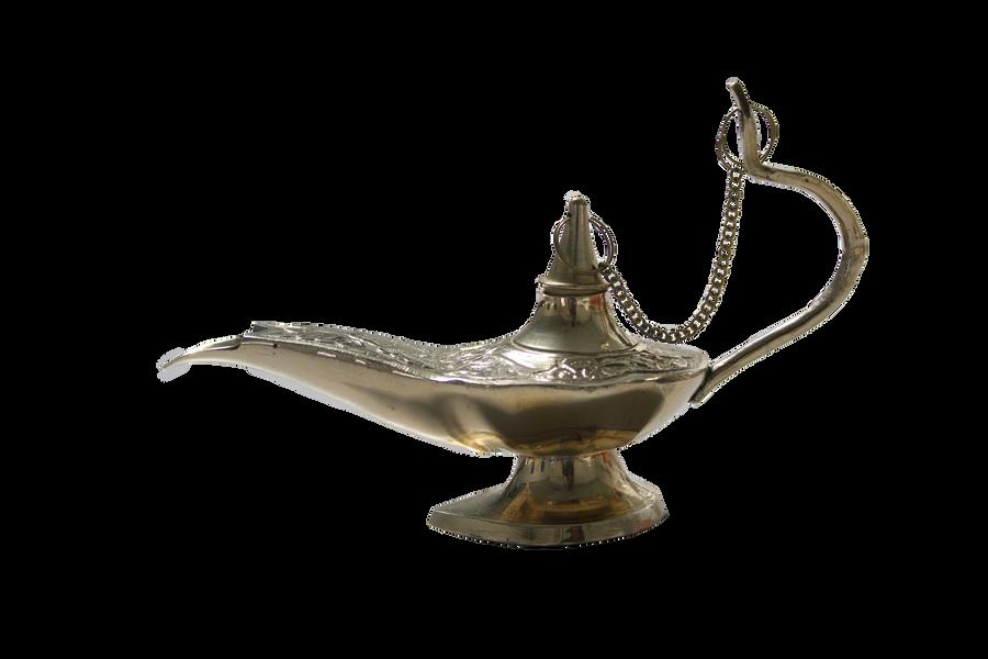 Genie Lamp 1 by Lindalees on DeviantArt