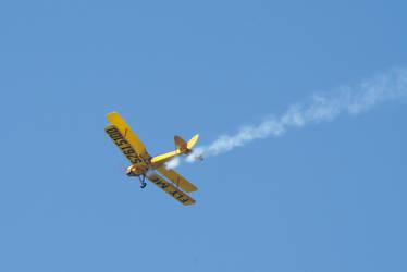 Bi plane by Lindalees