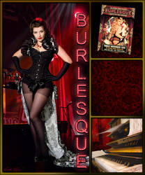 Dance series - Burlesque by Lindalees
