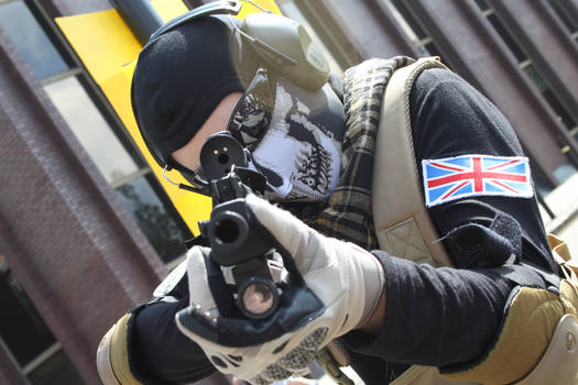 Ghost Recon - MCM Expo