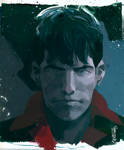 RITRATTO DYLAN DOG