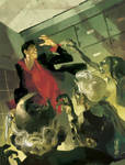 MAXI DYLAN DOG_Old Boy n.2