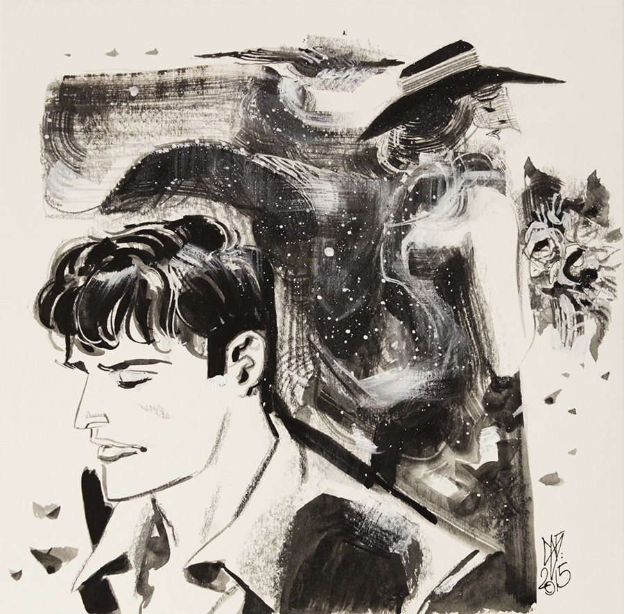 DYLAN DOG commission2 by GigiCave