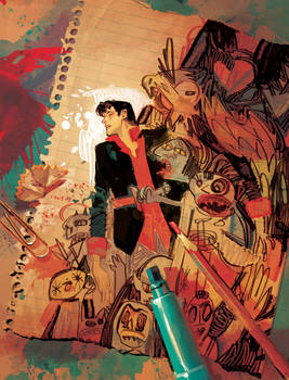 MAXI DYLAN DOG_Old Boy n.6