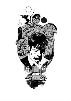 DYLAN DOG CRIME CITY COMICS