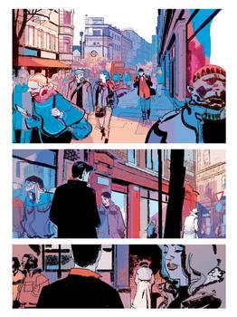 Dylan Dog MATER DOLOROSA page 15