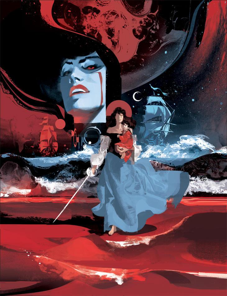 MATER DOLOROSA (Bao Publishing) _Variant Cover