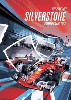 Scuderia Ferrari British GP