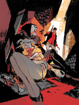 DYLAN DOG 377 Cover