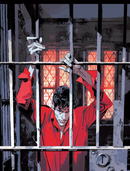 DYLAN DOG 380 Cover