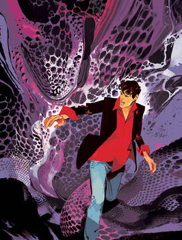 DYLAN DOG 381 Cover