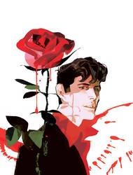 DYLAN DOG 382 Cover by GigiCave