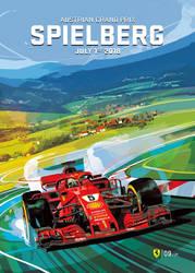 Scuderia Ferrari Austrian GP by GigiCave