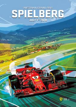 Scuderia Ferrari Austrian GP