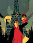 DYLAN DOG 385 Cover