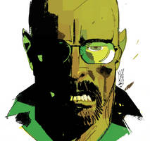 Walter White by GigiCave