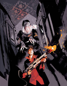DYLAN DOG 391 Cover
