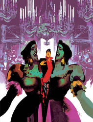 DYLAN DOG 398 Cover