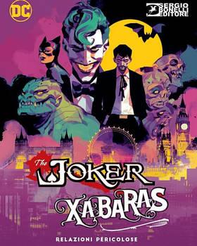 JOKER XABARAS Villains Cover