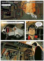DYLAN DOG i Racconti di Domani page1