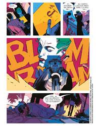 DYLAN DOG BATMAN page