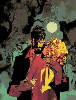 DYLAN DOG 402 Cover