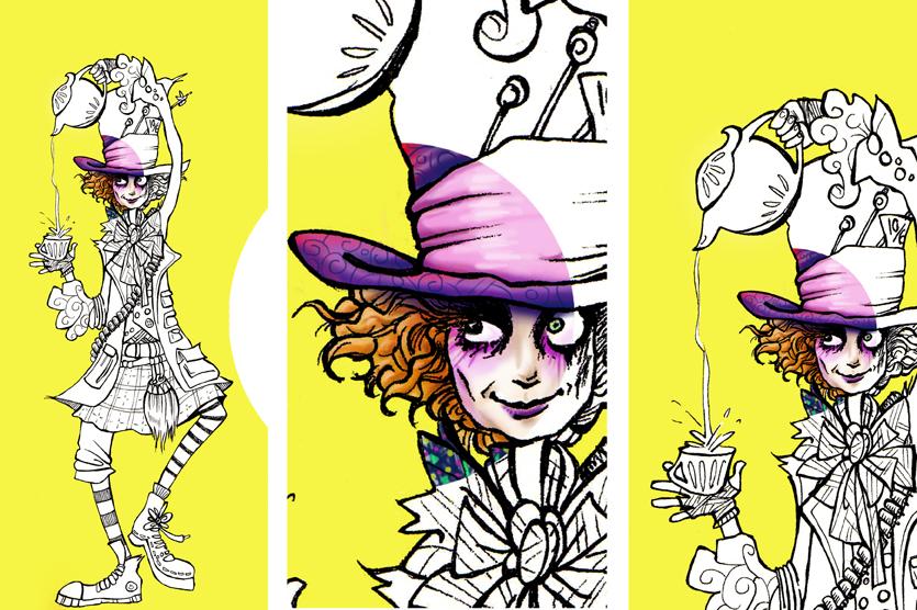 Mr Hat by Rhysenne