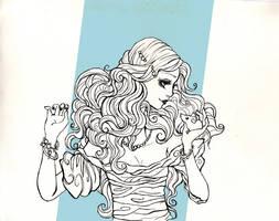 White Queen by Rhysenne