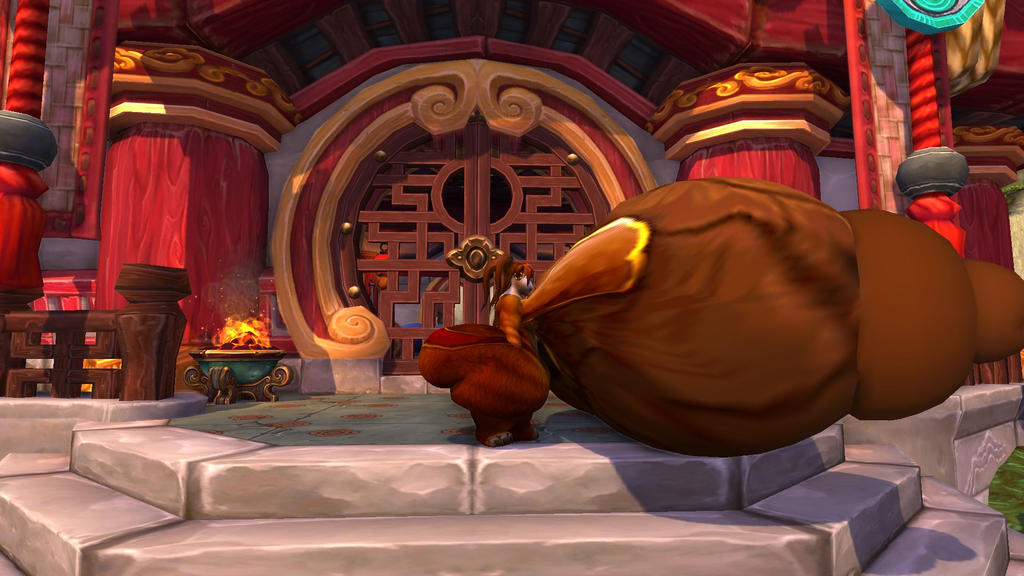 pandaren Goldcoin (giant boobs and bbw bottom) 2 by coldsteelj