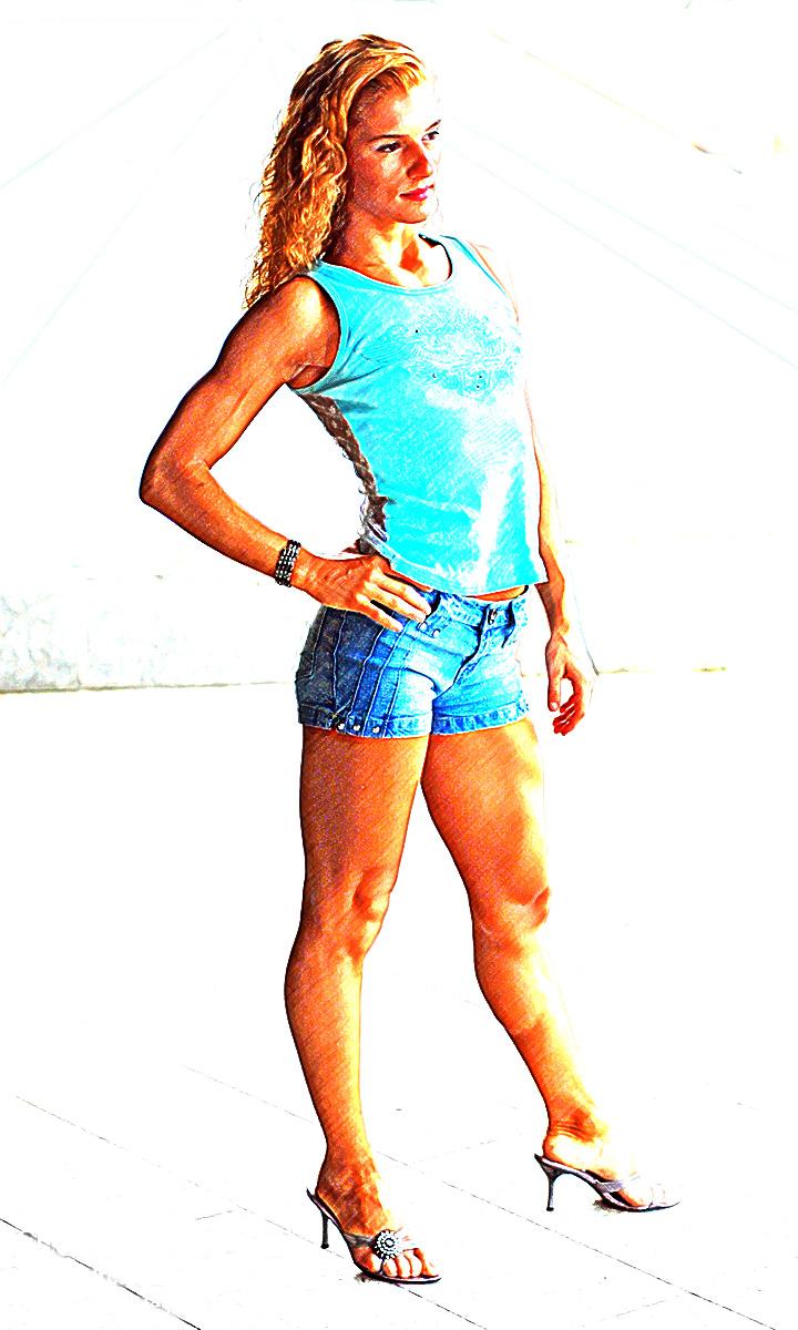 Florina Fitness Nude Photos 11