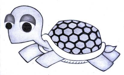 turtle yea by madam-beetlebum