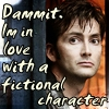 Tenth Doctor Icon by CrazyBoutBillie