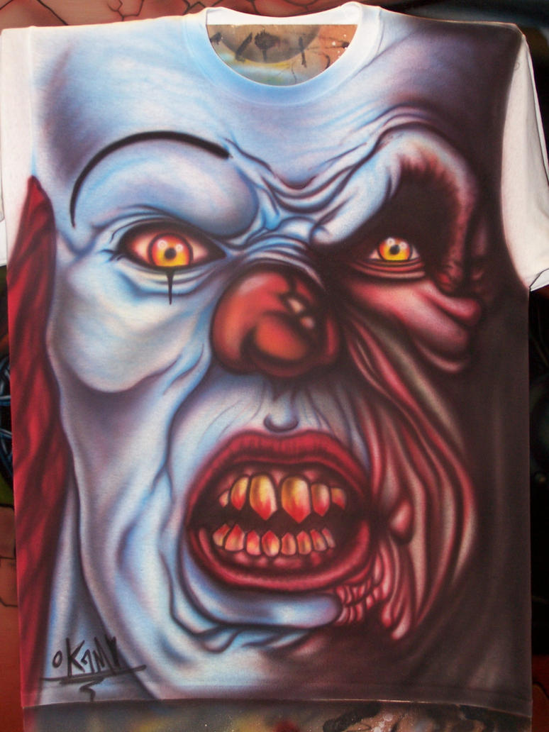 Tees Custom Vila Airbrush T Shirt Designs