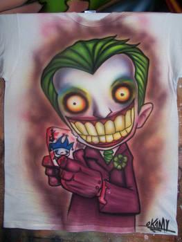 joker-airbrush-t shirt