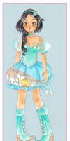 Disney Jasmine Lolita by xxxKei87xxx