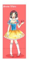 Disney Snow White lolita