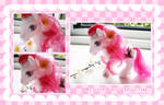 My little pony custom Cherry T