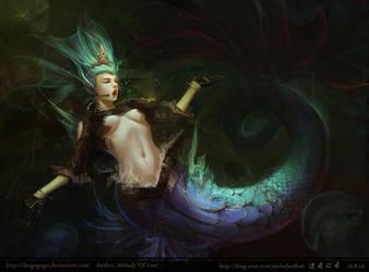 Sea-maiden by fangogogo
