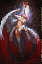 ZhuQue_phoenix by fangogogo
