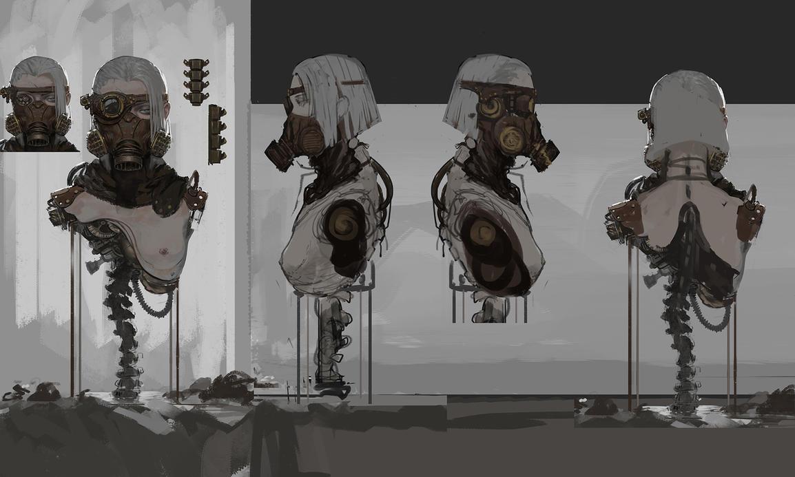 Steampunk (2)  by fangogogo