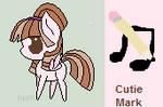 My pony O.C.