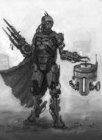 Cyborg by bloodcor