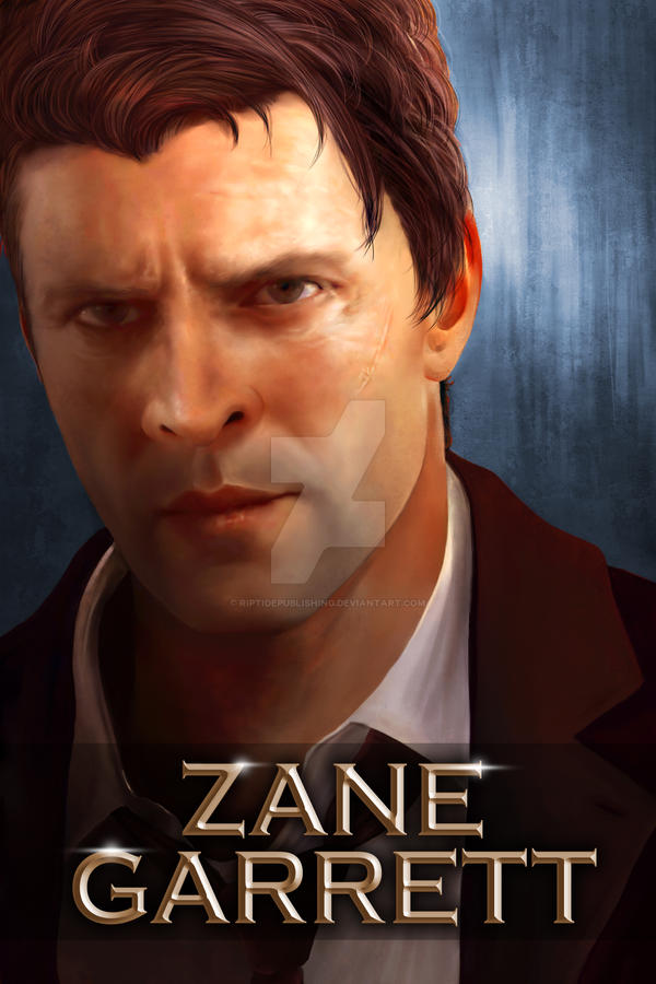 Cut and Run Series: Zane by RiptidePublishing