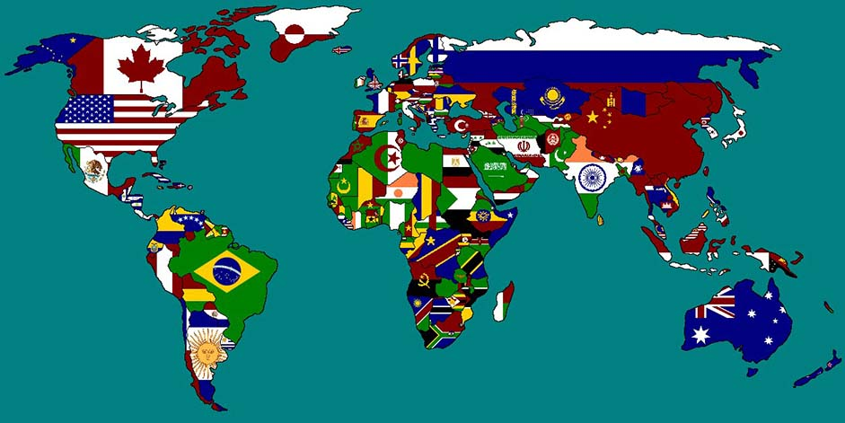 The world made out of flags by transformersfan482 on deviantart the world made out of flags by transformersfan482 gumiabroncs Gallery