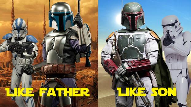 Like father...like son
