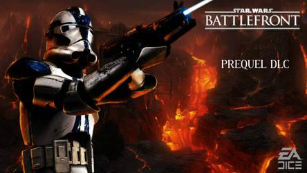 Star Wars Battlefront: Prequel DLC  (fan made)