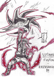 Ultimate Fuuton-RasenShuriken