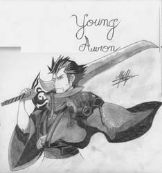 Young Auron