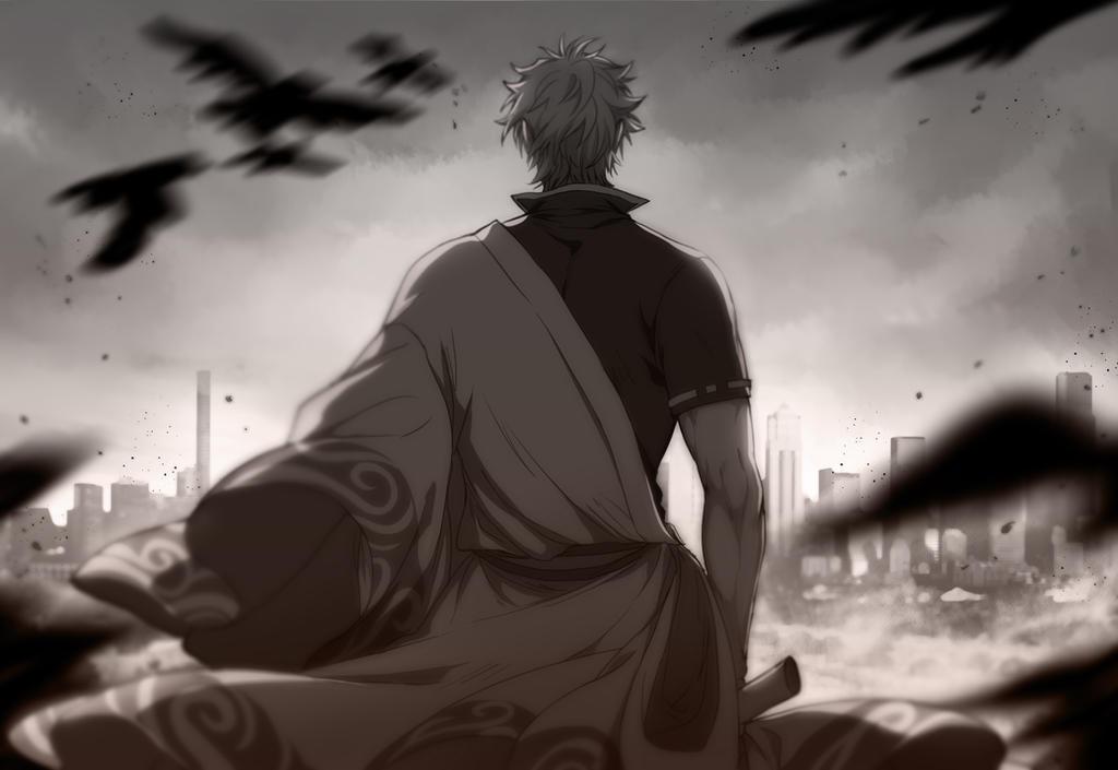 GINTOKI by SUKIBLOG